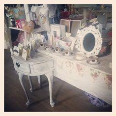 Clitheroe 'crafty vintage' fair