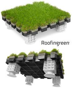 Modulo da esterno per il rivestimento e isolamento di pavimentazioni ventilate