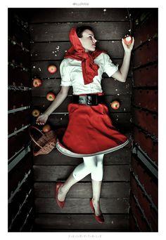 Fairytale by Bartek Bojarczuk | #art #fairytale #photography