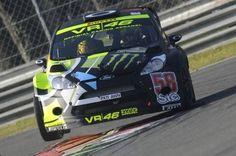 #Monza #Rally Show 2013  Valentino #Rossi cè! Valentino Rossi News  Anc