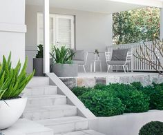 If you are working with the best backyard pool landscaping ideas there are lot of choices. You need to look into your budget for backyard landscaping ideas Modern Landscape Design, Garden Landscape Design, Modern Landscaping, Backyard Landscaping, Landscaping Ideas, Backyard Ideas, Contemporary Landscape, Seaside Garden, Coastal Gardens