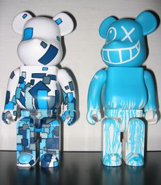 My Be@rbricks collection