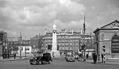 Euston old Station entrance no arch - Category:Hotels in the London Borough of Camden - Wikimedia Commons Portland Hotels, London Hotels, Vintage London, Old London, Old Pictures, Old Photos, Euston Station, Argyle Street, Imperial Hotel
