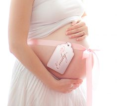 No name card though, that'd be the surprise after their deliveries for the families. Pregnancy photo ideas