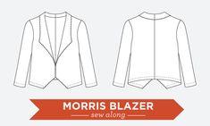 Morris Blazer Sew Along Announcement