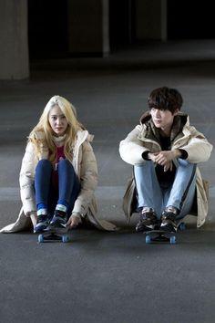 *prays for soojung's blonde hair to return* ~ #Krystal