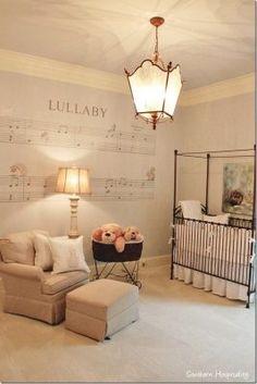 quarto de bebe lindo