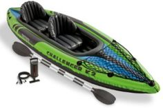 Amazon Canada Hot Offers: $101.48 For Intex Challenger K2 Kayak 2-Person Inflatable Kayak Set with Aluminum Oar... http://www.lavahotdeals.com/ca/cheap/amazon-canada-hot-offers-101-48-intex-challenger/111160