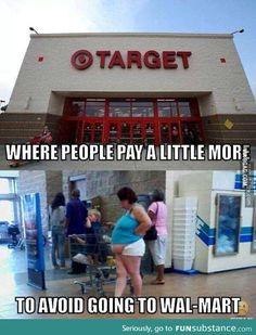 Why I shop at Target