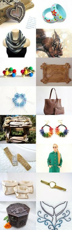 Gift Guide by Ebru HAREM on Etsy--Pinned with TreasuryPin.com