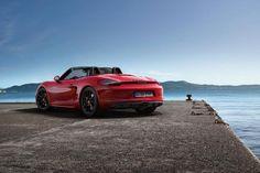 Porsche Boxster/Cayman GTS: Neue Topmodelle für Roadster und Coupé (Bildergalerie, Bild 4) - sport auto