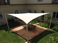The Shade Sail Company supply shade sails in Marbella and the Costa del Sol, and manufacture, install and distribute sails and associated hardware.