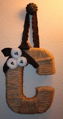 Yarn initial