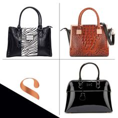 Find a bag for every taste and style at Stuttafords