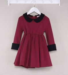 Girl Dresses 2014 Spring Girl Clothes Preppy Style Princess Dress Red/Dark Blue Clothing Set Cotton Girl's Dresses FreeShipping-in Dresses from Apparel & Accessories on Aliexpress.com | Alibaba Group
