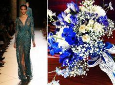 decoracion bodas en azul - Buscar con Google