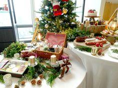クリスマスソングをイメージしたアンダーズ東京のクリスマスケーキ2017