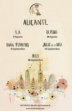 Live The Roof Alicante