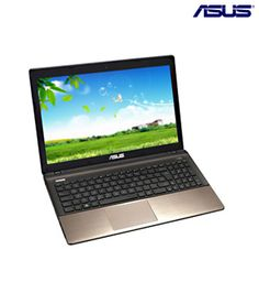 Asus K55VM-SX086D Laptop (3rd Gen Intel Core i7- 8GB RAM-1TB HDD- DOS- 2GB Graphics) (Silver)
