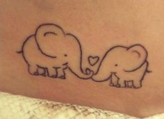 elephant is a symbol of love, strength, and loyalty