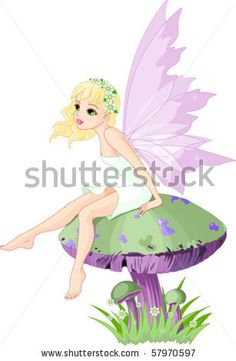 http://www.shutterstock.com/pic-57970597/stock-vector-sweet-fairy-elf-sitting-on-mushroom.html
