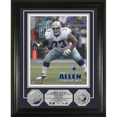 Larry Allen Class of 2013 Photo Mint. Click to order! - $99.99