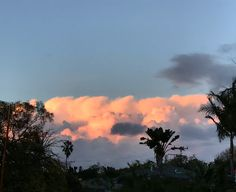 Dynamic cloud after rains...  01.23.2017
