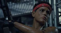 Hudson:''Hey Vasquez,did you ever been mistaken for a man? Vasquez:''No,have you? #aliens #alien
