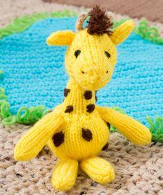 Gorgeous Georgie será una compañía maravillosa en el safari. Las manchas son bordados simples.