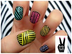 Everyone go to supanails.tumblr.com right now. Nail art overload. love it.
