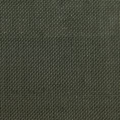 ANICHINI Fabrics | Linen Basketweave Olive Green Residential Fabric - a green basketweave linen fabric