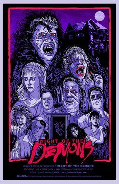 Night of the Demons (1988).