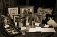We are honoring generations of past successful marriages!