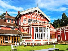 """Traveling to India? All the Raj: Twelve Affordable Historic Hotels in India. Enjoy a stay in former Summer Palaces, Cozy Cottages, and a Transformed Governor's Residence for less than $200 a night - Condé Nast Traveler. This one is: Ferrnhills Royale Palace, Udhagamandalam, Tamil Nadu, India. Udhagamandalam is fondly known as the 'Queen of the Hill Stations' and is still called """"Ooty"""" by most,"""