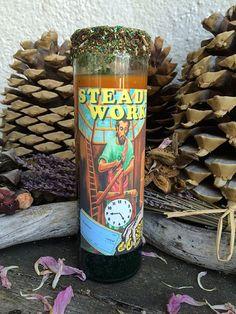Rita's Steady Work 7 Day Hoodoo Ritual by RitaSpiritualGoods