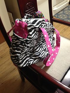 Found a dipper bag to sew and a cart cover too
