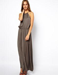 Halter Dress / ASOS