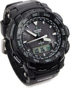 6042146cb18 Casio Unisex Protrek Prg550-1A1cr Multifunction Watch Montres