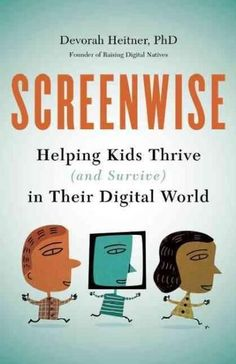 Screenwise offers a realistic and optimistic perspective on how to thoughtfully guide kids in the digital age. Many parents feel that their kids are addicted, detached, or distracted because of their