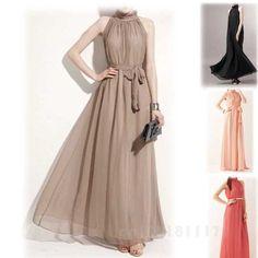 Cheap dress sleeveless, Buy Quality dress new directly from China chiffon long dress Suppliers: