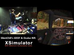 Motion Simulator plans and tutorials. Home of the free software SimTools. Become member of the largest Motion Simulator user community and knowledge base.