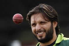 Shahid Afridi, Pakistan: Cricket World Cup Most Experienced Player
