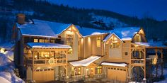 The Bear Grande Chalet at Burgess Creek is a fabulous duplex property of over 9,600 square feet. It is interconnected, allowing both units to be combined as an eight-bedroom ski vacation home.