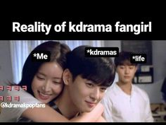 Korean Drama Funny, Korean Drama List, Korean Drama Quotes, Korean Words Learning, Motivational Picture Quotes, Fangirl Problems, Kdrama Memes, Funny School Jokes, Funny Vid