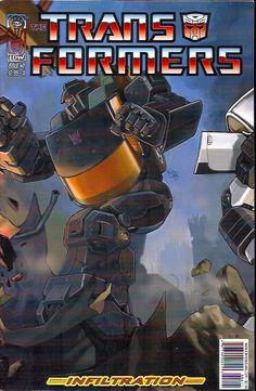 Transformers Infiltration 2A (2006)    Transformers, Transformers Infiltration www.detoyboys.nl