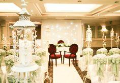 Wedding venue inspo at the Bracken Court Hotel, Dublin Wedding Venue Inspiration, Dublin, Wedding Venues, Table Decorations, Home Decor, Wedding Reception Venues, Wedding Places, Decoration Home, Room Decor
