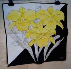 Yellow Vera napkin