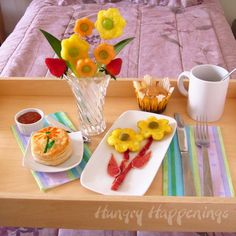 Hungry Happenings: Mother's Day breakfast in bed