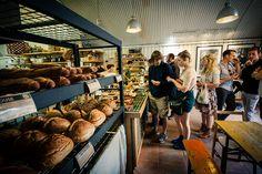 London Fields, Bakery Cafe, Sausage, Beef, Good Things, September, Indoor, Beautiful, Food