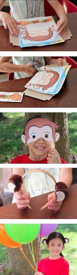 monkey headbands                                                                                                                                                                                 More